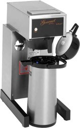 Bloomfield 8785-A Gourmet 1000-Pourover Airpot Brewer
