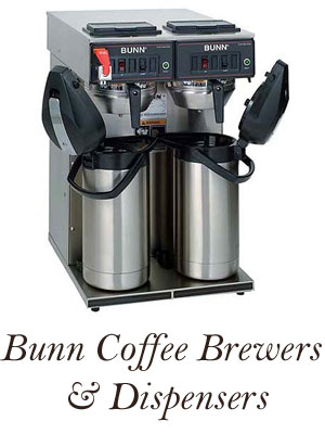 Bunn Coffee Brewers