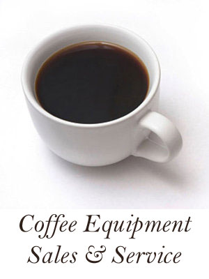Coffee Equipment Sales and Service